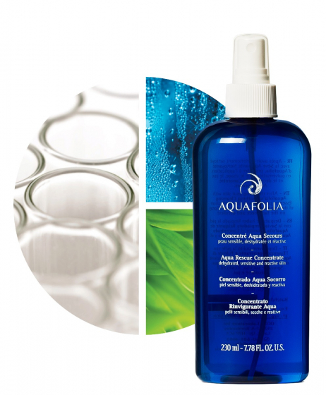 Aqua Folia Aqua Rescue Concentrate spray - 230ml